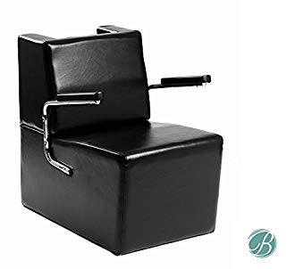 Salon Hair Dryer Chair BLACK EDISON Salon Barber Shop Beauty Salon Furniture & Equipment