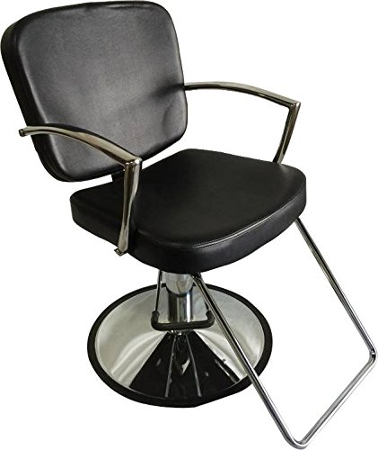 Trendy Hydraulic Modern Barber Chair Styling Salon Beauty - ds-sc8001-black