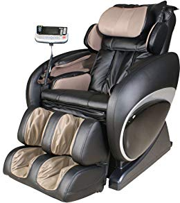 Osaki OS4000A Model OS-4000 Zero Gravity Executive Fully Body Massage Chair, Black, Computer Body Scan...