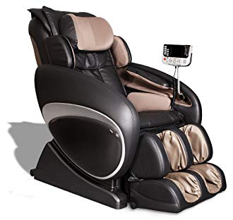 Osaki OS-4000T Zero Gravity Massage Chair (black) with White Glove Delivery